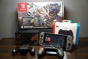 ★特典付 Nintendo Switch 限定版 美品