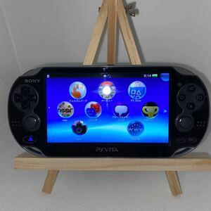 PS Vita Wi-Fiモデル PCH-1000
