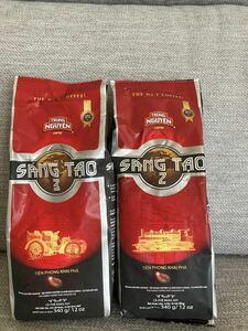 ベトナムで一番有名なコーヒーブランドであり、香りが甘くてとても美味しいです。