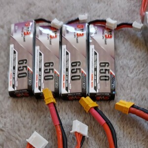 ドローン/ラジコンカー用バッテリー大放出 おまけ付き