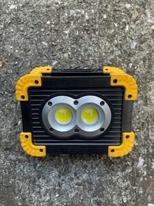 LEDライト 充電式