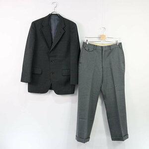 J.PRESS / ジェイプレス | メリノウール 3B セットアップ スーツ | A6 | グレー | メンズ