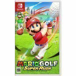 [送料無料][新品未開封]Nintendo Switch マリオゴルフ スーパーラッシュ HAC-P-AT9HA ニンテンドー スイッチ 任天堂