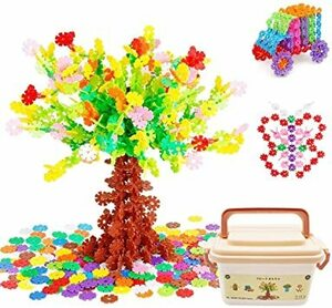 Funk Doggie 約1000ピース おもちゃ 積み木 DIY はめ込み 子供 立体 パズル 男の子 女の子 誕生日プレゼ