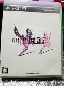 ファイナルファンタジー13-2 (FINAL FANTASY XIII-2) [通常版] PS3ソフト