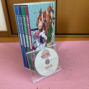 『ウマ娘2』 第1〜4コーナー アニメ『ウマ娘プリティーダービー Season2』 トレーナーズBOX