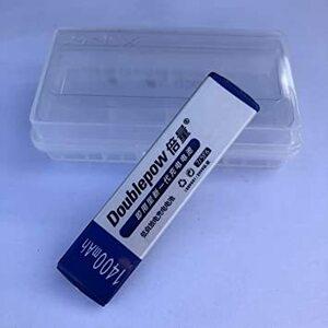 Doublepow CDプレーヤー MDプレーヤー 用 充電池 (ニッケル水素電池 ガム電池)【NH-14WM NH-10WM