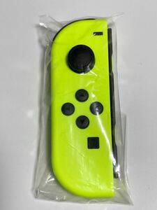 Joy-Con(L) ニンテンドー スイッチ nintendo switch ジョイコン ネオンイエロー 新品