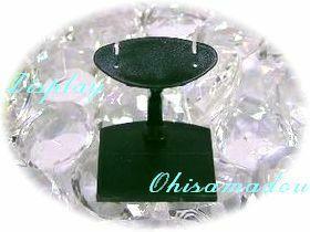 Новые ◆ Серьги / Серьги Стойки (черные) 3 штуки ◆ Для серьги Манекен магазин ■ Специальные мини-доставка-наличными на доставку ■ Oihisamido-Yahoo Oxch