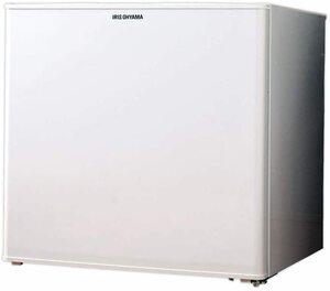 超安値! アイリスオーヤマ 冷蔵庫 42L 小型 静音 1ドア ノンフロン 右開き 温度調節5段階 AF42-W ホワイ8J5Z