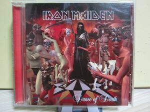 [2488] Iron Maiden アイアン・メイデン Dance Of Death 死の舞踏