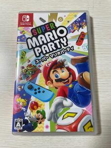 スーパーマリオパーティ Switchソフト Nintendo Switch ニンテンドースイッチ