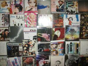 1円スタート☆ 邦楽 中古CDいろいろまとめて 140枚セット☆ h08130924