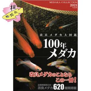 100年メダカ ~改良メダカ大図鑑~ Vol.18 【めだかの館発行】