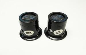prompt decision! for watch I magnifier /10 times +5 times 2 piece set