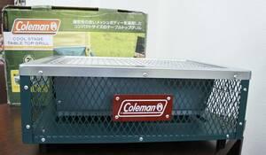 アウトドア祭 Coleman コールマン クールステージ テーブルトップグリル グリーン 170-9368