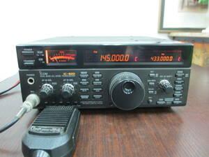 ハローCQ祭 アイコム ICOM 無線機 IC-820 オールモードトランシーバー アマチュア無線