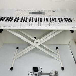 カシオ 電子キーボード 61鍵盤 光ナビゲーションキーボード LK-221 CASIO