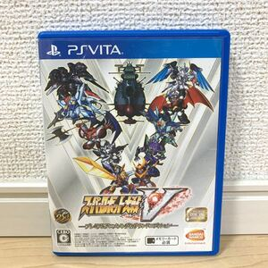 スーパーロボット大戦V プレミアムアニメソング&サウンドエディション PS4 PS Vita スパロボX