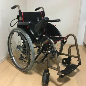 アイシン 電動車椅子 折りたたみ式 タオライトⅡ