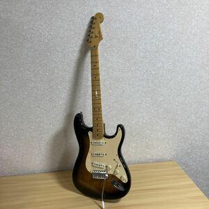 1円スタート Fender japan STRATOCASTER フェンダー ジャパン ストラトキャスター N087363 ストラト エレキギター 弦楽器 楽器 10 ス 364
