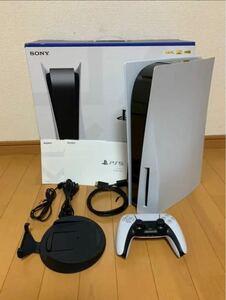 PS5 本体 ディスクドライブ搭載モデル 中古 ほぼ新品 即発送