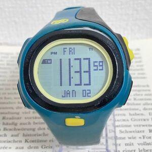 ★SOLEUS 多機能 デジタル メンズ 腕時計★ ソリアス アラーム クロノ タイマー 稼動品 F6050