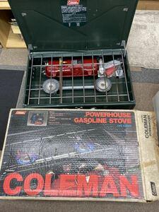 Coleman コールマン The Powerhouse Model 413H ツーバーナー