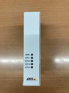 AXISアクシス メディアコンバータースイッチ