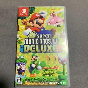 NewスーパーマリオブラザーズU ニンテンドースイッチ デラックス Nintendo Switch