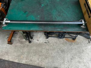 Legacy (BP5,BL5) Cusco carbon rear tower bar ( control number S490018)