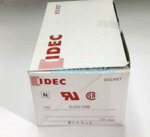 100個入りセット 新品★ IDEC リレーソケット SJ2S-05b