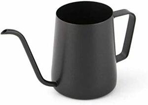 ★2時間セール価格★ブラック 350ML MONOJOY コーヒーケトル ドリップポット コーヒー 細口 ハンドパンチポット【3