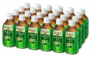 ★2時間セール価格★350ml×24本 [トクホ] ヘルシア 緑茶 350ml&24本
