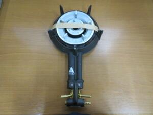 14-21724 新品 タチバナ 鋳物コンロ 2重 ハイカロリー LPガス TS-208 種火なし バーナーのみ 業務用 卓上コンロ ガスコンロ プロパンガス