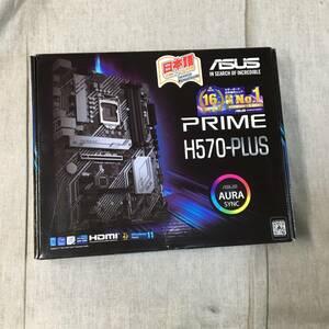 現状品 ASUSTek Intel 第10世代・11世代 CPU 対応 (LGA1200)対応 H570 チップセット ATX マザーボード PRIME H570-PLUS