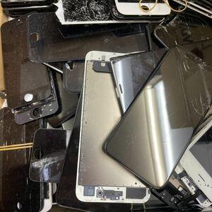 iPhone 割れパネル 純正とコピー 多機種混在 200枚