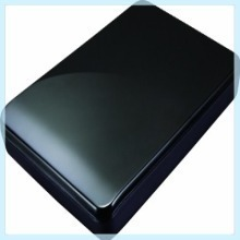 値下げ♪限定ブラック USB3.0 玄人志向 SSD/HDDケース 2.5型 USB3.0接続 ACアダプター不要/ネジ止め不要