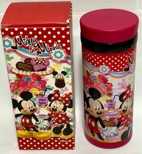 大人気ディズニー ミッキーマウス&ミニーマウス&ドナルド&デイジーのマグボトル♪ 水筒 ステンレスボトル ドリンクボトル