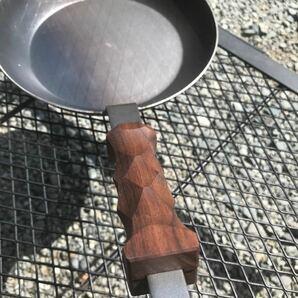 KAKUMARUターク ロースト用 タークのフライパン用グリップです (切れ溝の入っているタイプ)【送料込み】