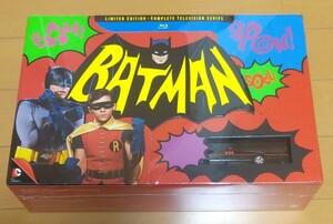 【Amazon.co.jp限定】バットマン コンプリートTVシリーズ Blu-rayコレクター ズBOX