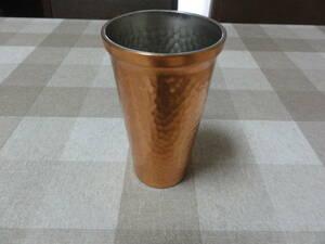 銅製ビアマグ