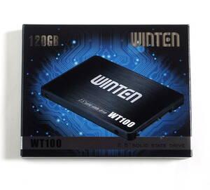 【送料無料】 WINTEN SSD 120GB WT100-SSD-120GB 【新品】