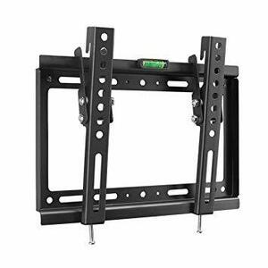 ★新品★黒 14-32 耐荷重25kg (MT3202) Suptek テレビ壁掛け金具 14-32インチ対応 上下調節式 L