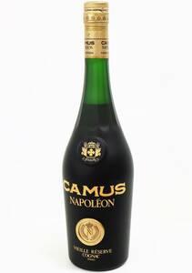 カミュ ナポレオン コニャック ヴィエイユ リザーブ 700ml 40% スコッチ ウイスキー 未開栓 古酒 ★3520-1