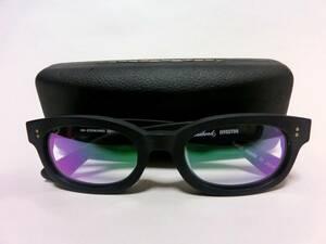 EFFECTOR ネイバーフッド エフェクター 伊達メガネ 眼鏡 サングラス フレーム ブラック