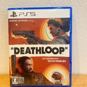 【PS5】 DEATHLOOP [通常版]