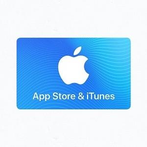 【日本国内限定】App Store & iTunes ギフトカード 5000円分(1000円分×5個)コード番号通知