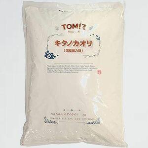新品 好評 / キタノカオリ 2-1D 国産 小麦粉 5kg TOMIZ(創業102年 富澤商店) パン用粉 強力粉 強力小麦粉