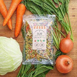 新品 未使用 国産 乾燥野菜 S-D4 非常食 保存食 ミックス 120g 野菜4種 九州産 (九州ワンスプーン) わかめなし 1袋 みそ汁の具
